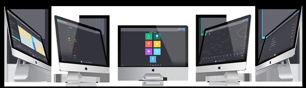 ODDS Online 5Screens iMac